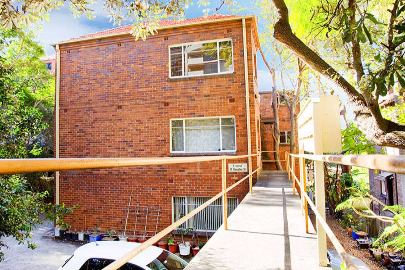 Main view of Homely studio listing, 2/11 Hampden Street, North Sydney NSW 2060