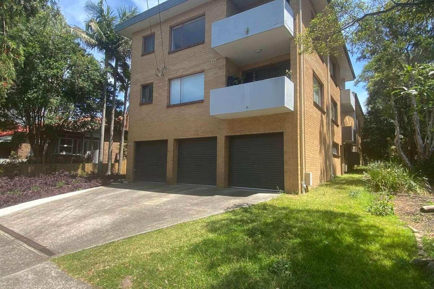 Main view of Homely apartment listing, 3/218 Ben Boyd Road, Neutral Bay NSW 2089
