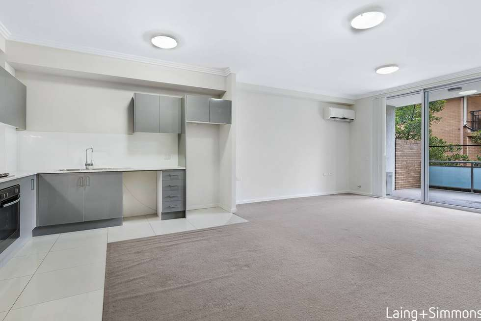 Second view of Homely apartment listing, 10,12/701-709 Victoria Road, Ryde NSW 2112