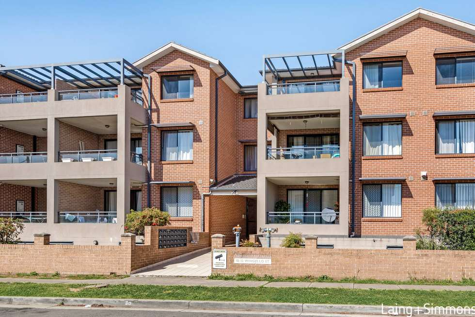 Fifth view of Homely unit listing, 22/10-12 Wingello Street, Guildford NSW 2161
