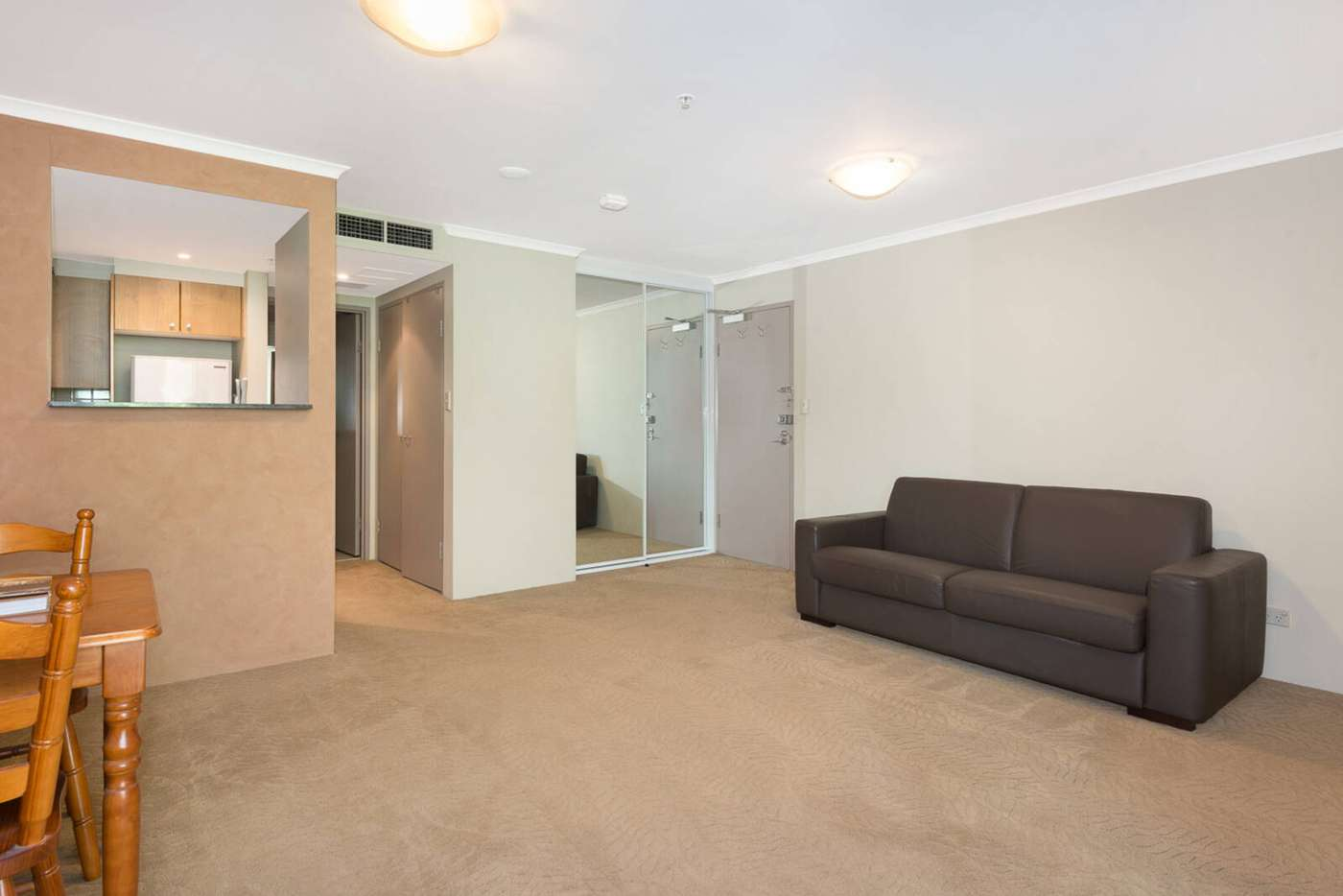 Main view of Homely studio listing, 14/237 Miller Street, North Sydney NSW 2060