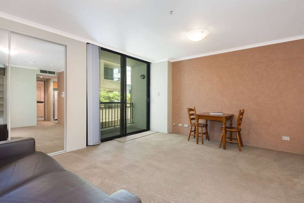 Second view of Homely studio listing, 14/237 Miller Street, North Sydney NSW 2060