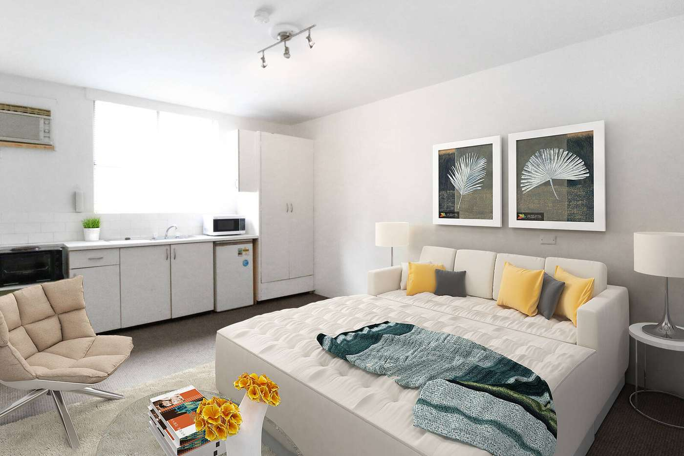 Main view of Homely studio listing, 26/595 Willoughby Road, Willoughby NSW 2068