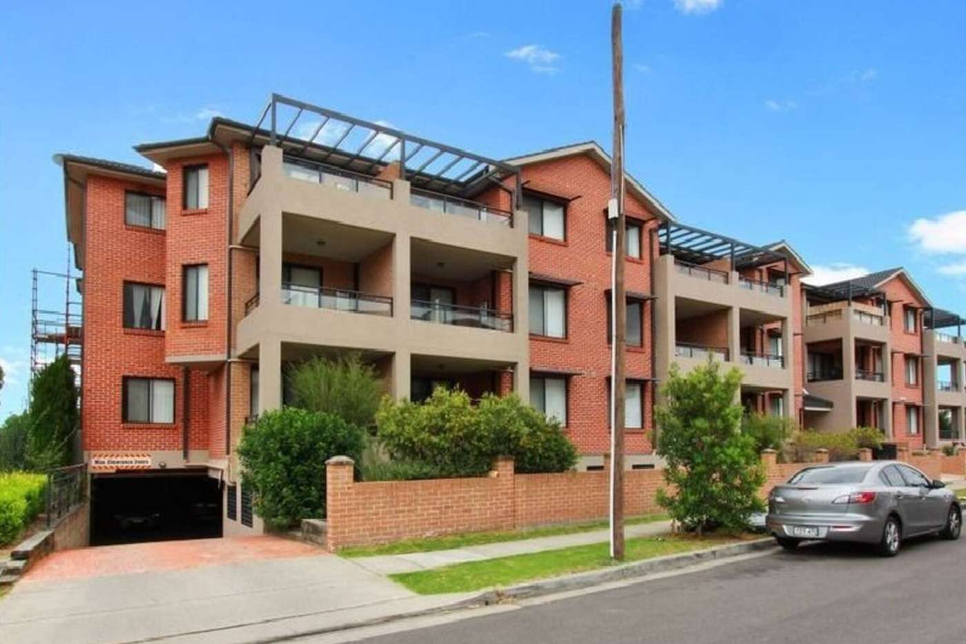 Main view of Homely unit listing, 4/10-12 Wingello Street, Guildford NSW 2161
