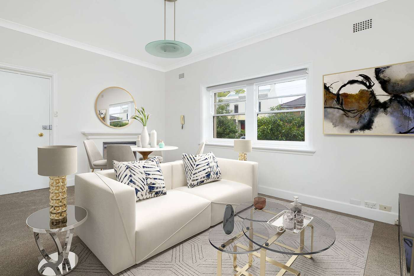 Main view of Homely apartment listing, 1/212 Blues Point Road, North Sydney NSW 2060