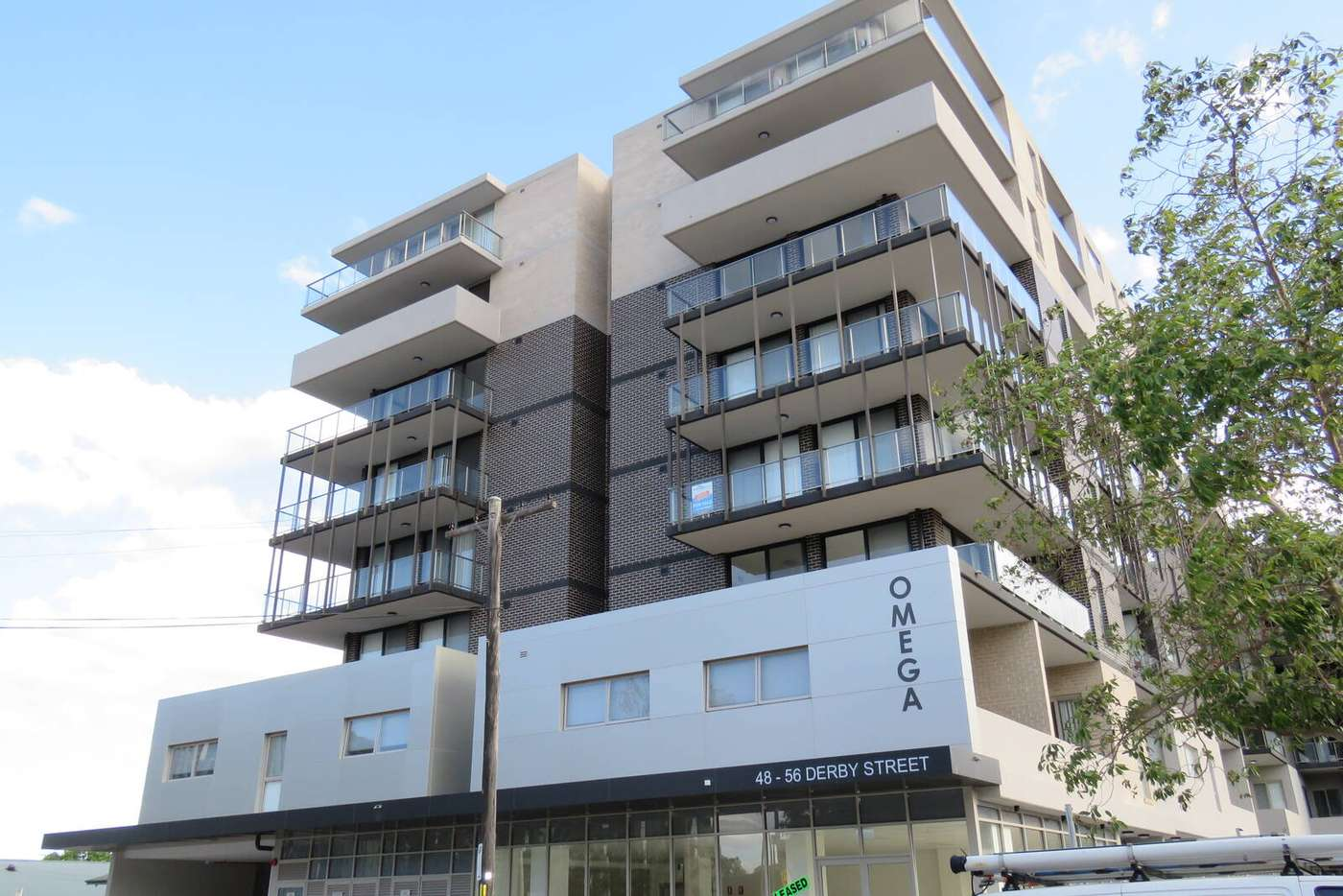 Main view of Homely unit listing, A702/48-56 Derby Street, Kingswood NSW 2747
