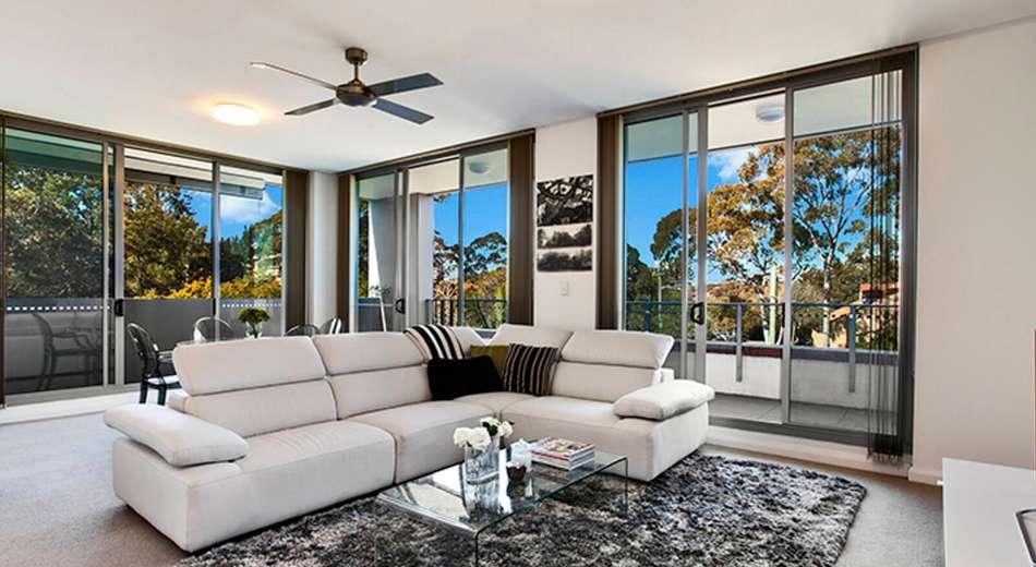 603/12 Duntroon Avenue, St Leonards NSW 2065