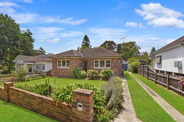 16 Stewart Avenue, Hornsby NSW 2077