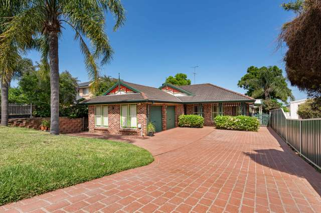 11 Glover Avenue, Quakers Hill NSW 2763