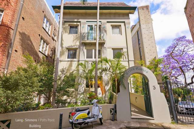 2/3 Oak Lane, Potts Point NSW 2011