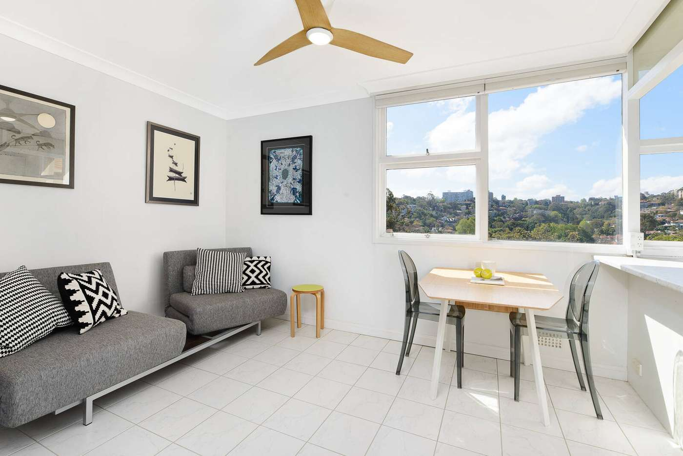 Main view of Homely studio listing, 610/22 Doris Street, North Sydney NSW 2060