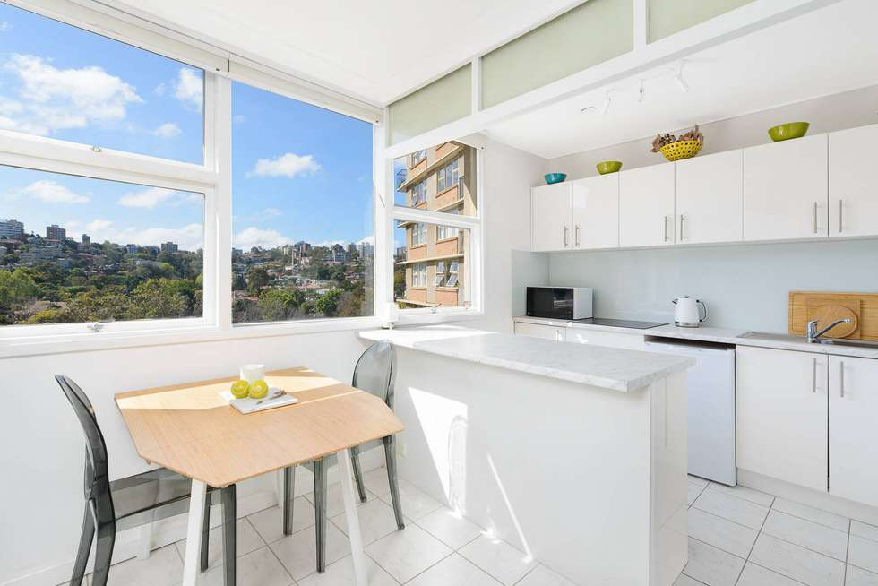 Second view of Homely studio listing, 610/22 Doris Street, North Sydney NSW 2060