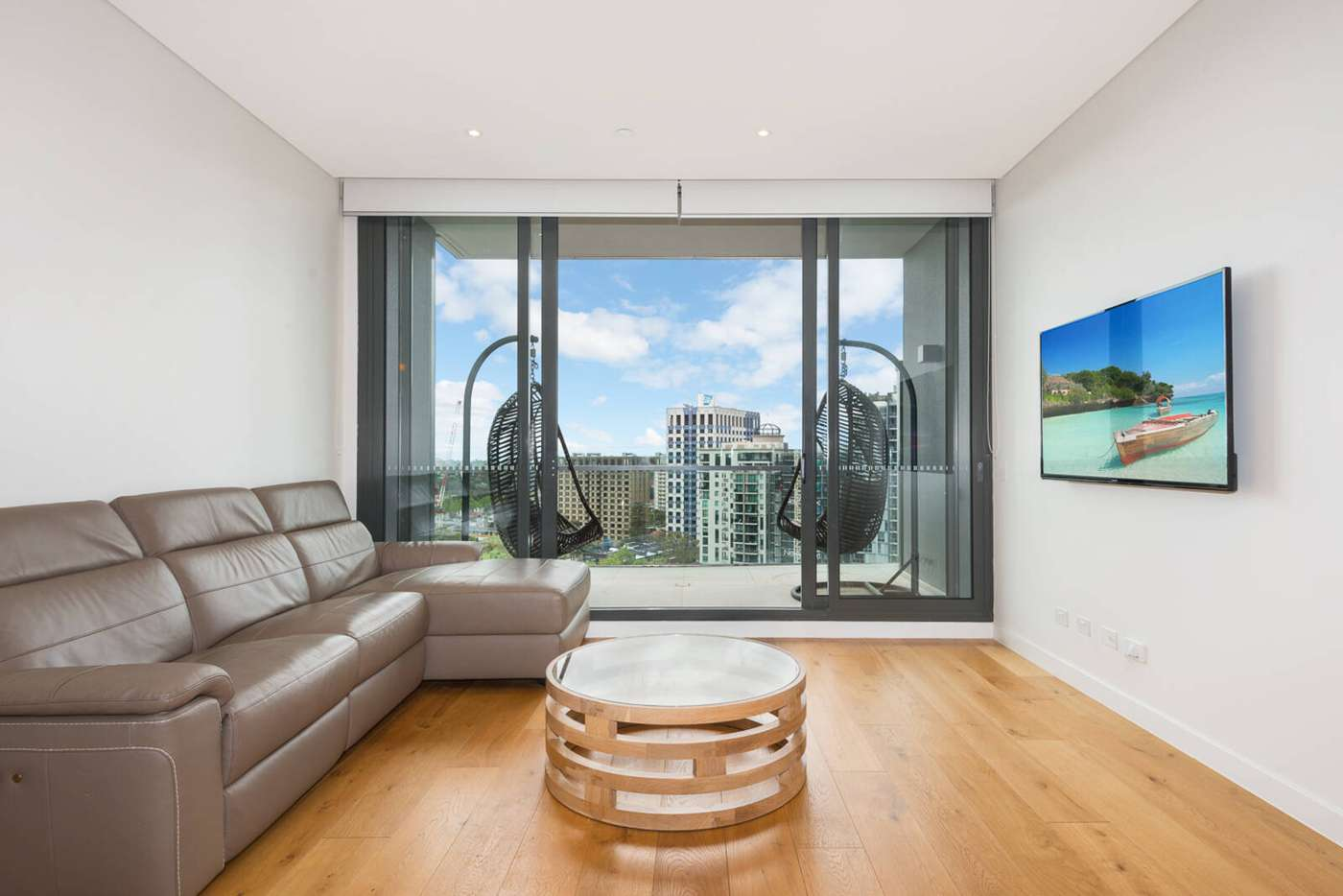 Main view of Homely apartment listing, 1601/225 Pacific Highway, North Sydney NSW 2060