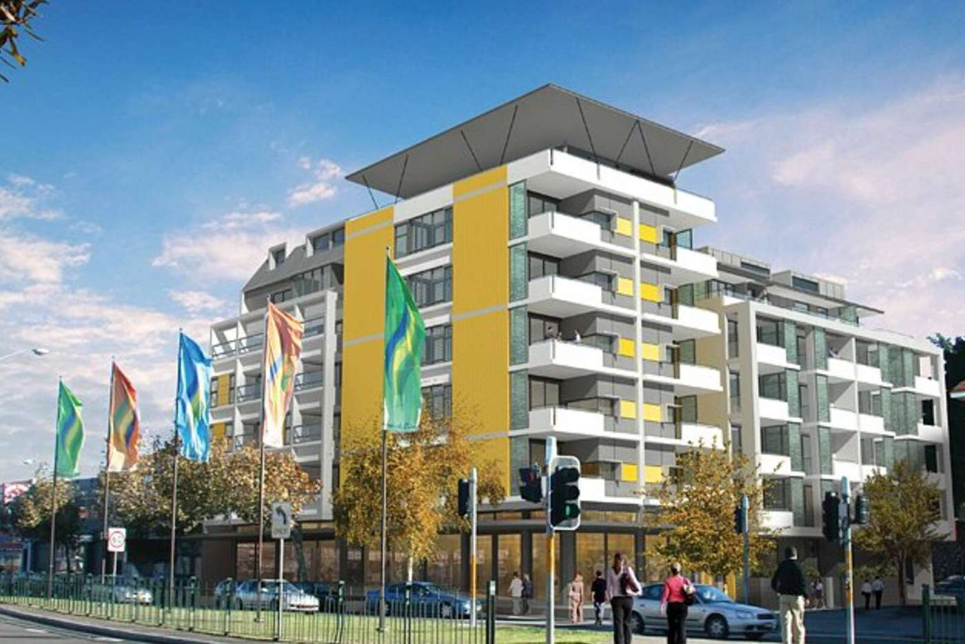 Main view of Homely apartment listing, 36/2a Duke Street, Kensington NSW 2033