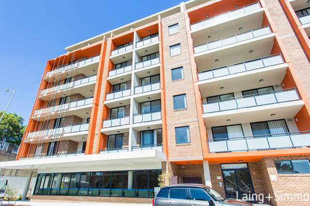 6/76-84 Railway Terrace, Merrylands NSW 2160