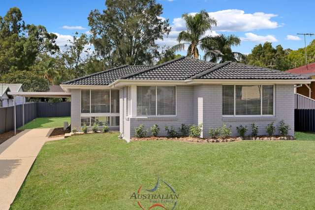 52 Mallee Street, Quakers Hill NSW 2763
