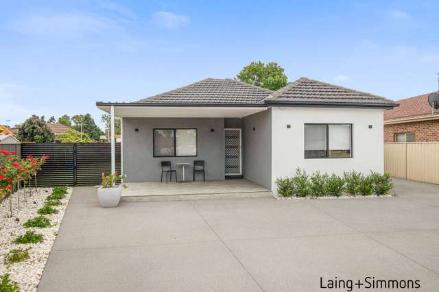 2 Dracic Street, South Wentworthville NSW 2145