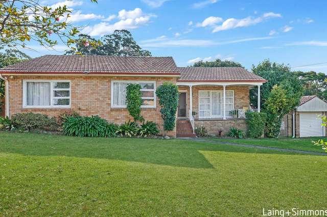 8 Fairburn Avenue, West Pennant Hills NSW 2125