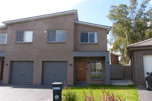 18 Summerfield Ave, Quakers Hill NSW 2763