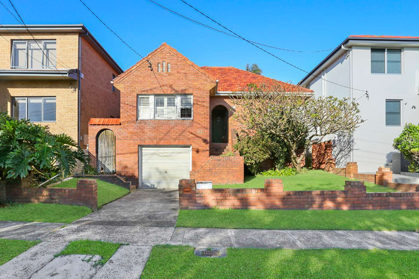 Main view of Homely house listing, 93 Hardy Street, Dover Heights NSW 2030