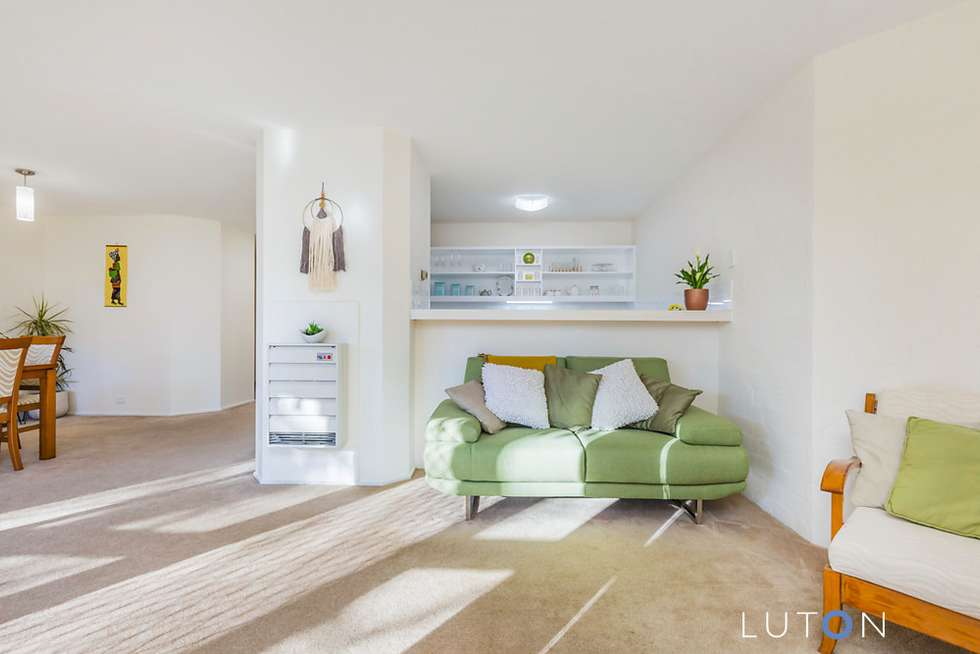 Second view of Homely apartment listing, 37/26 Macquarie Street, Barton ACT 2600