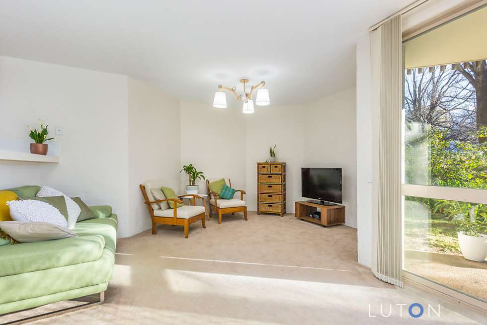 Third view of Homely apartment listing, 37/26 Macquarie Street, Barton ACT 2600