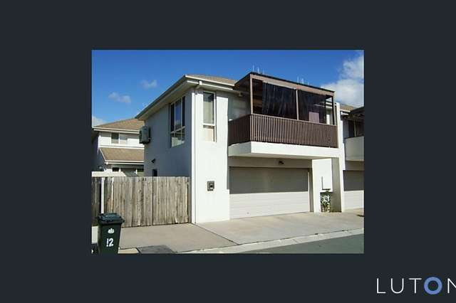 12 Donnelly Lane, Gungahlin ACT 2912