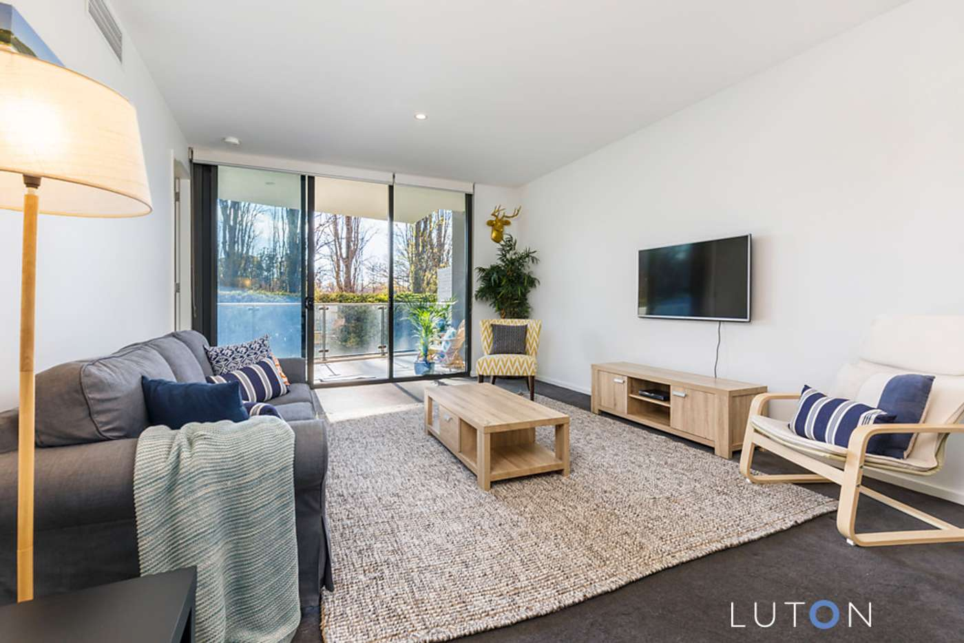 Main view of Homely apartment listing, 50/18 Austin Street, Griffith ACT 2603