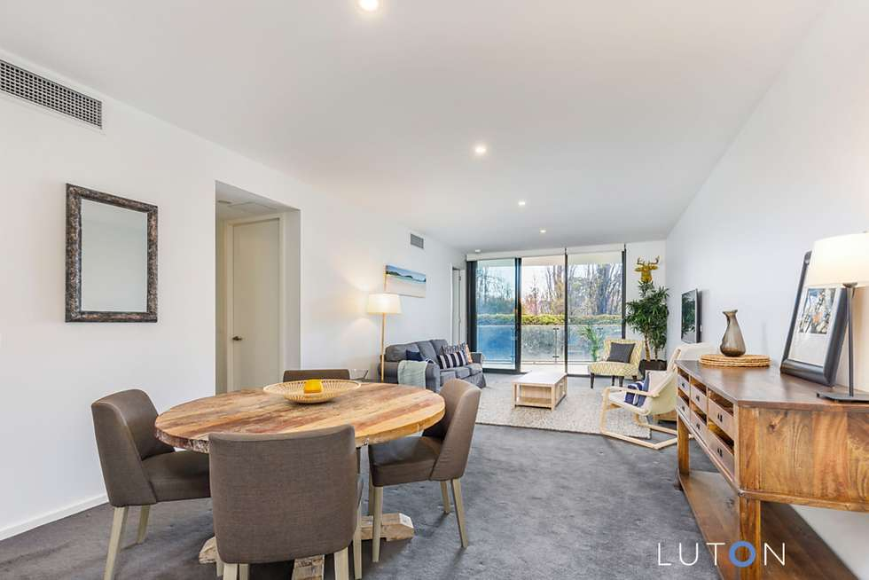 Second view of Homely apartment listing, 50/18 Austin Street, Griffith ACT 2603