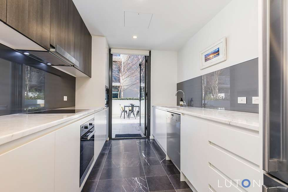 Third view of Homely apartment listing, 50/18 Austin Street, Griffith ACT 2603