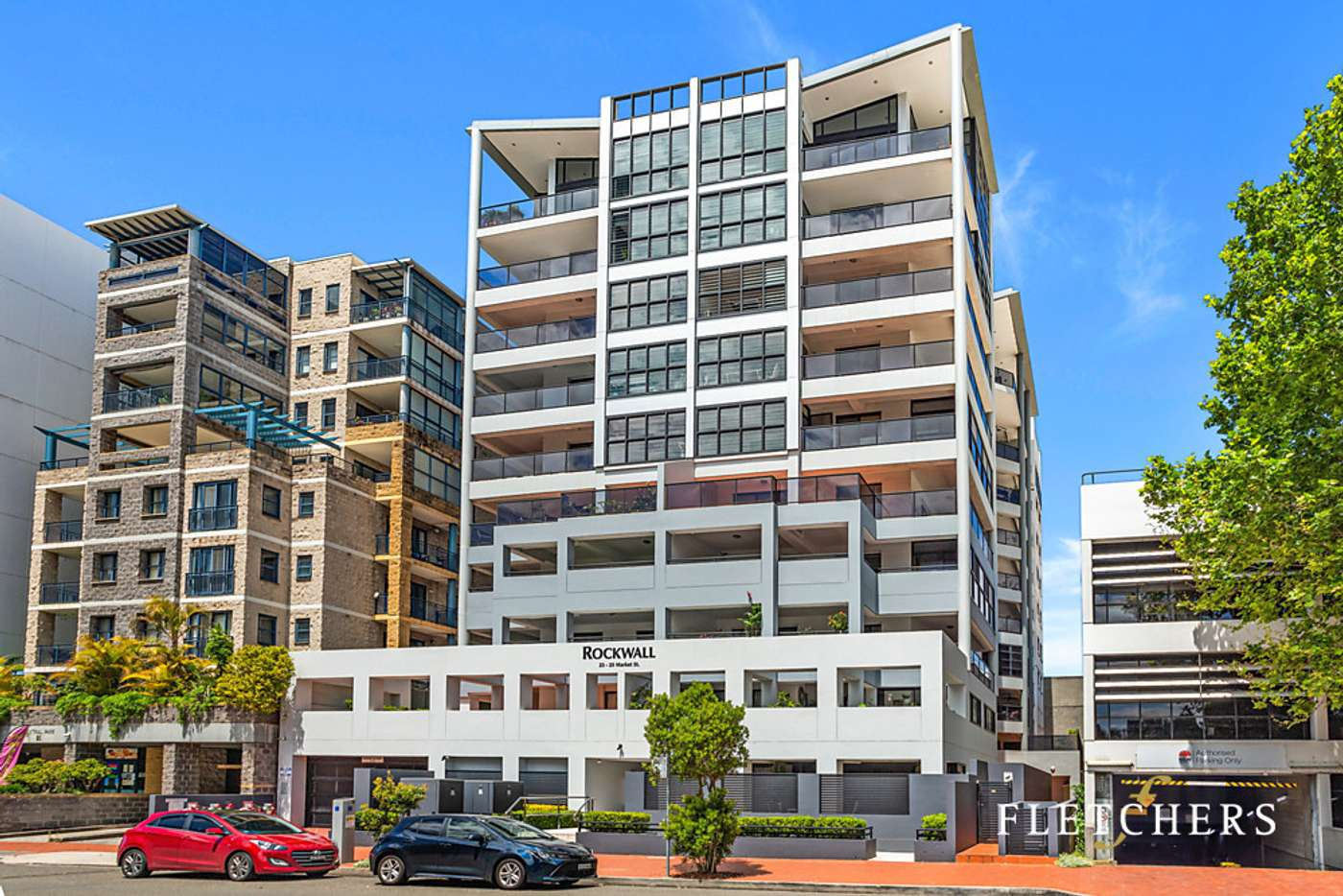 Main view of Homely unit listing, 12/23-25 Market Street, Wollongong NSW 2500