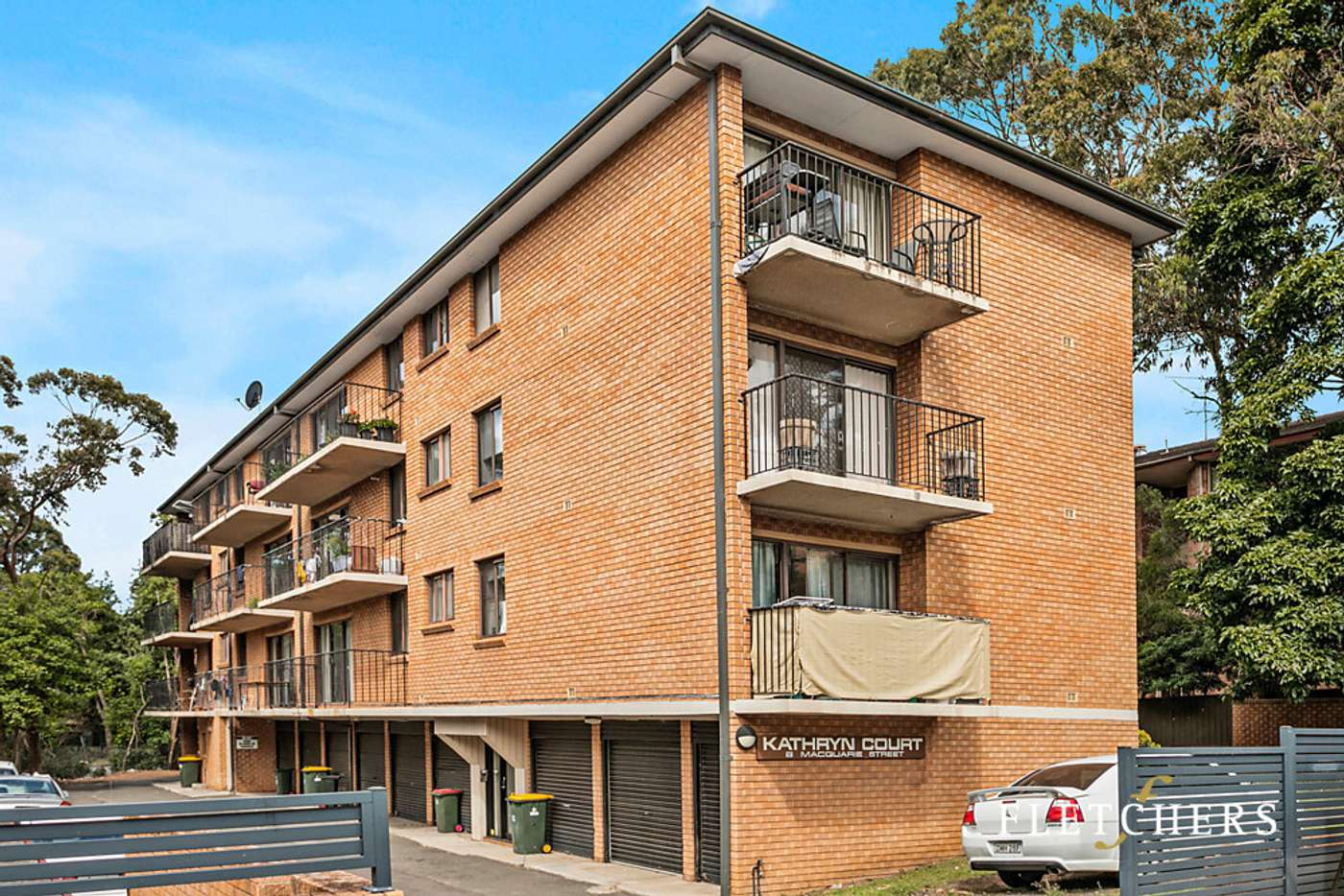 Main view of Homely unit listing, 4/8 Macquarie Street, Wollongong NSW 2500