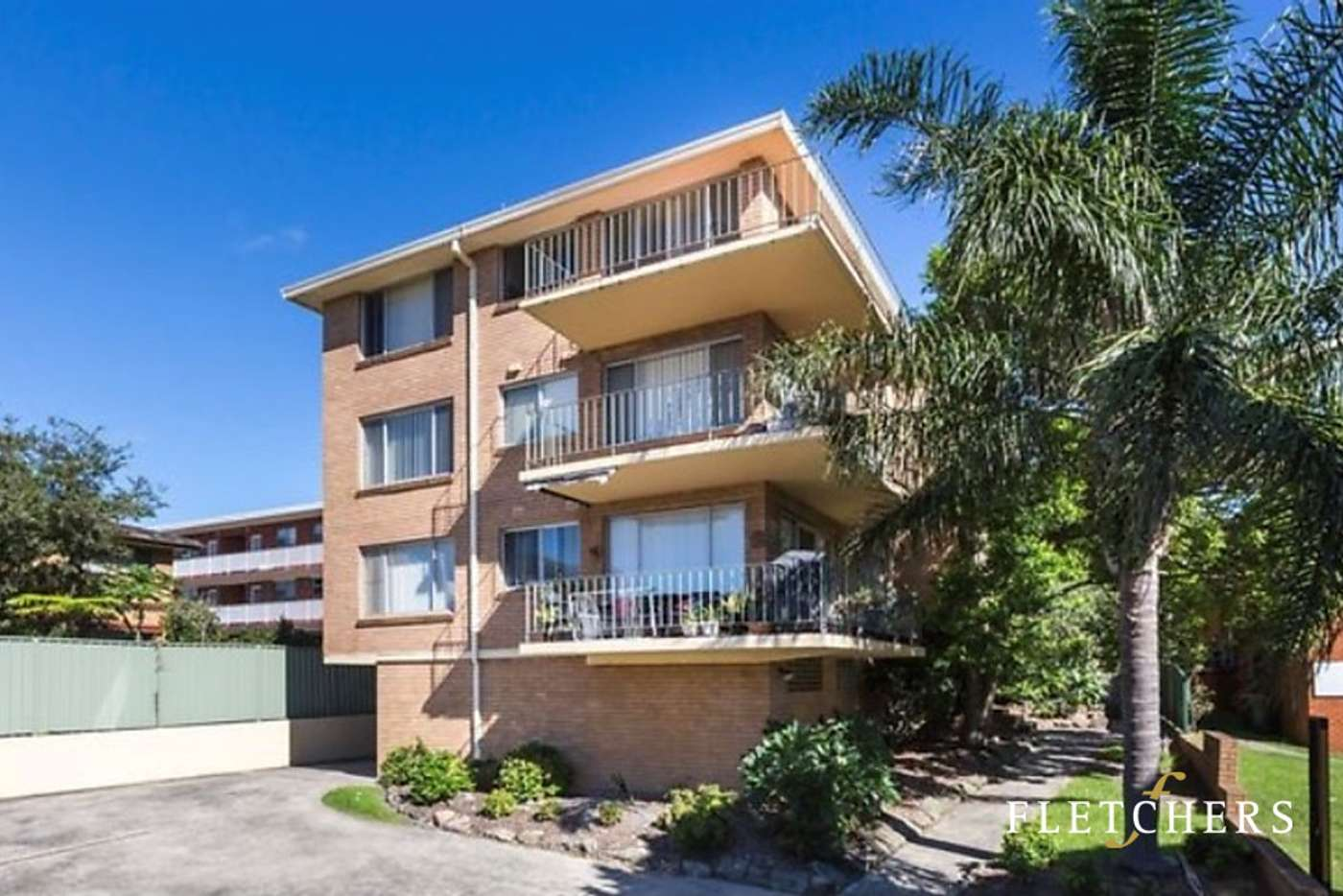 Main view of Homely unit listing, 5/8 First Street, Wollongong NSW 2500