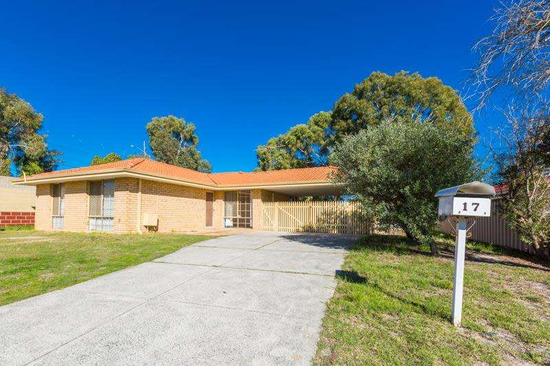 Main view of Homely house listing, 17 Jewel Court, Langford, WA 6147