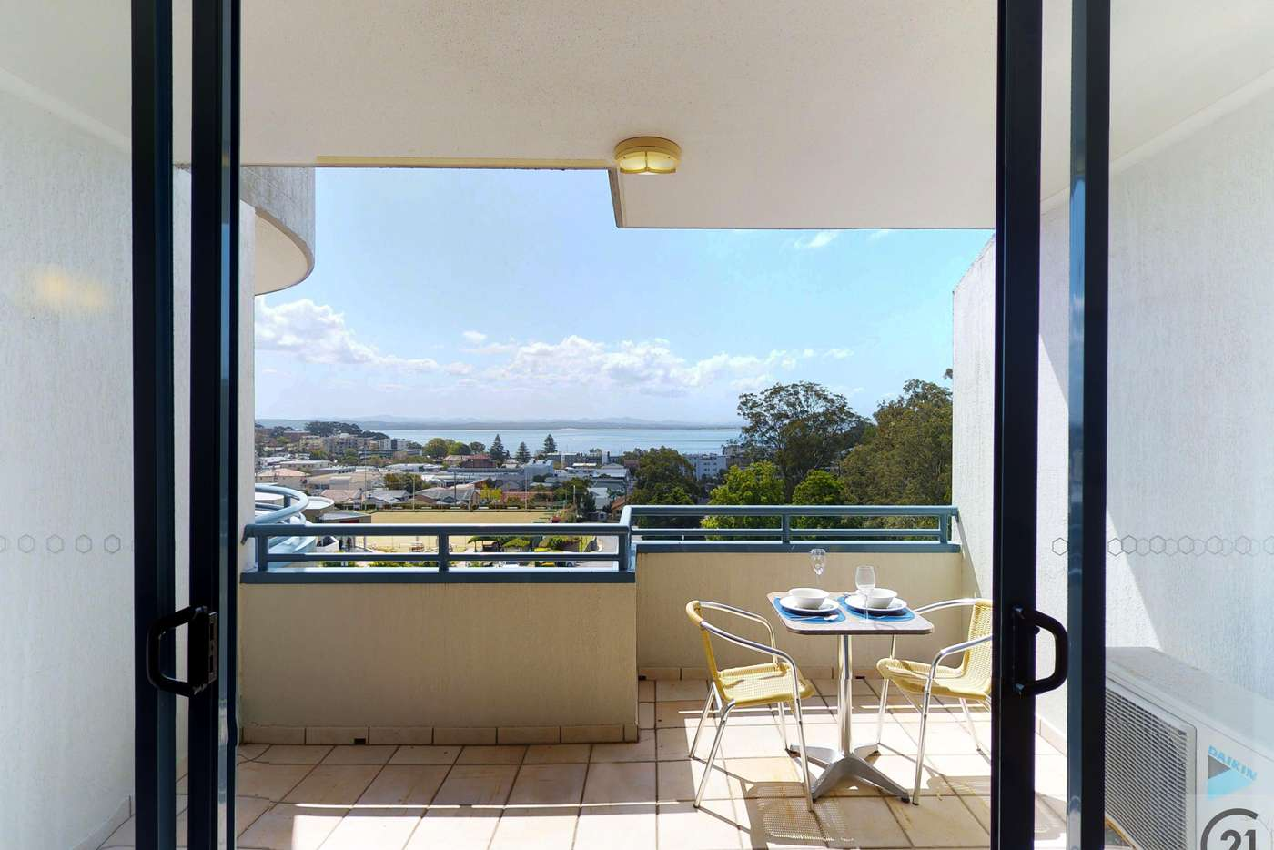 Main view of Homely unit listing, 412/61b Dowling Street, Nelson Bay NSW 2315