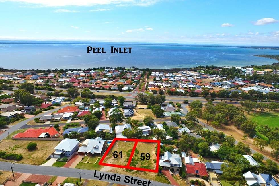 Third view of Homely residentialLand listing, 61 Lynda Street, Falcon WA 6210