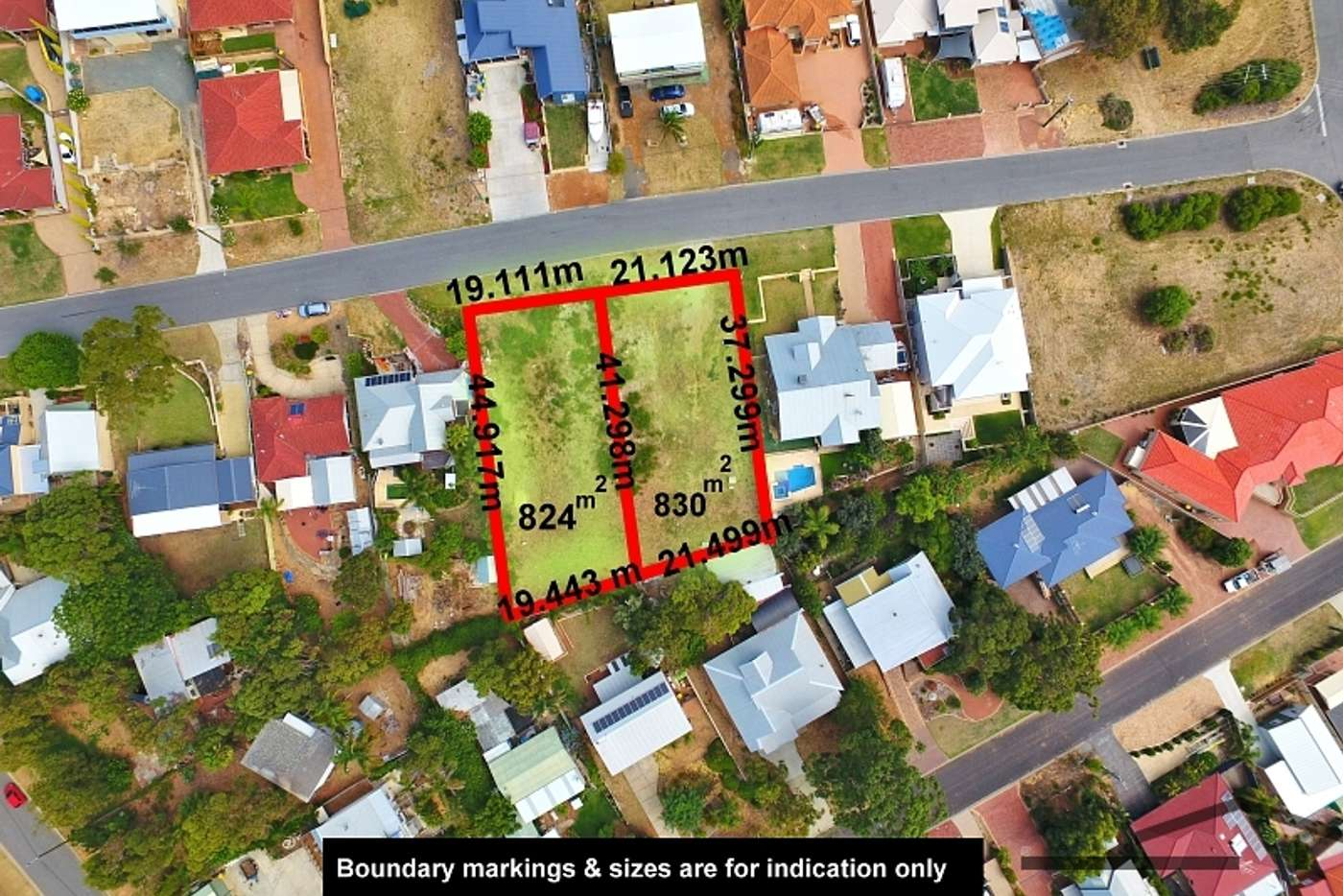 Seventh view of Homely residentialLand listing, 61 Lynda Street, Falcon WA 6210