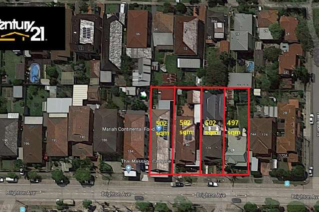 176-182 Brighton Avenue, Campsie NSW 2194