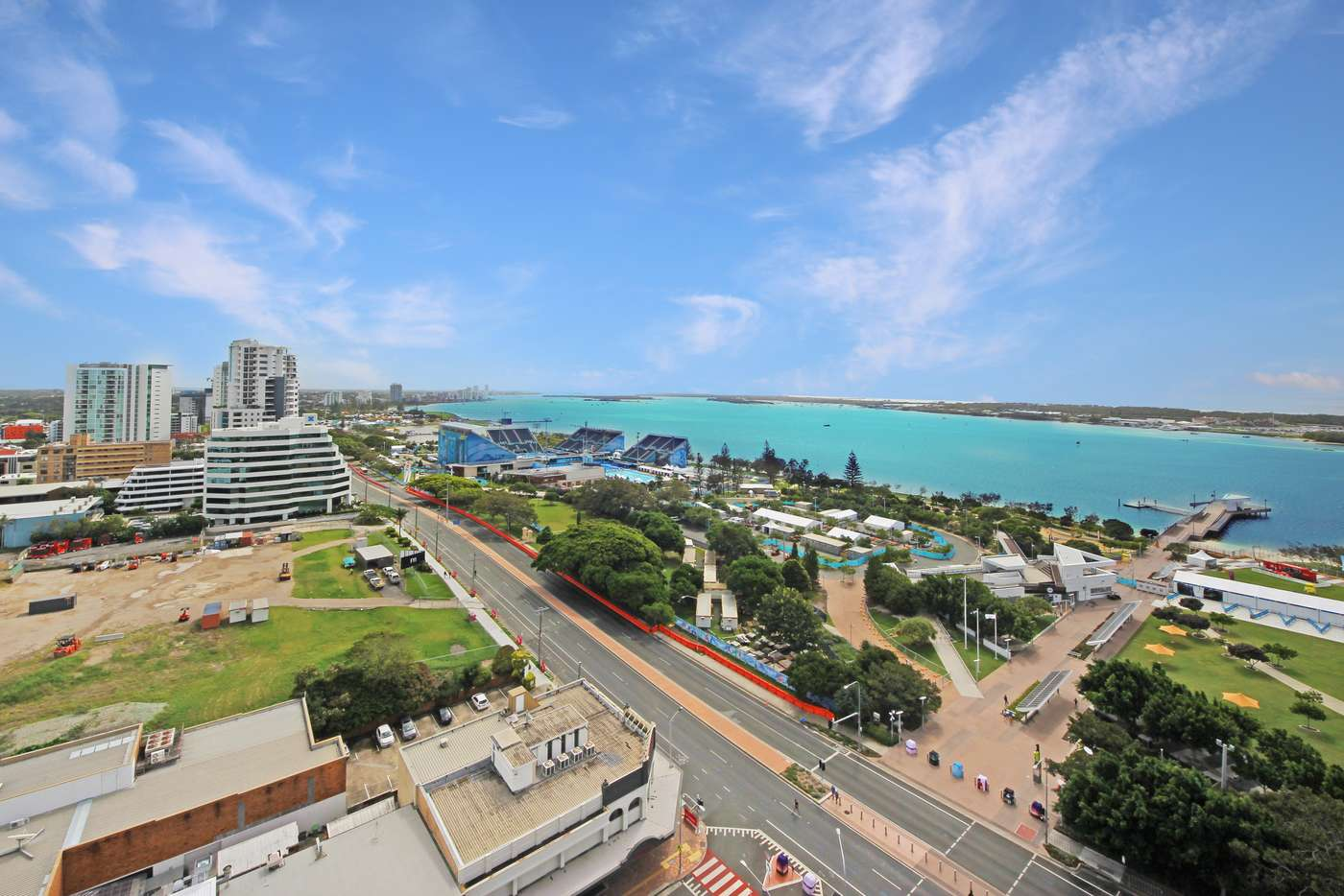 Main view of Homely apartment listing, 1803/50 Marine Parade, Southport QLD 4215