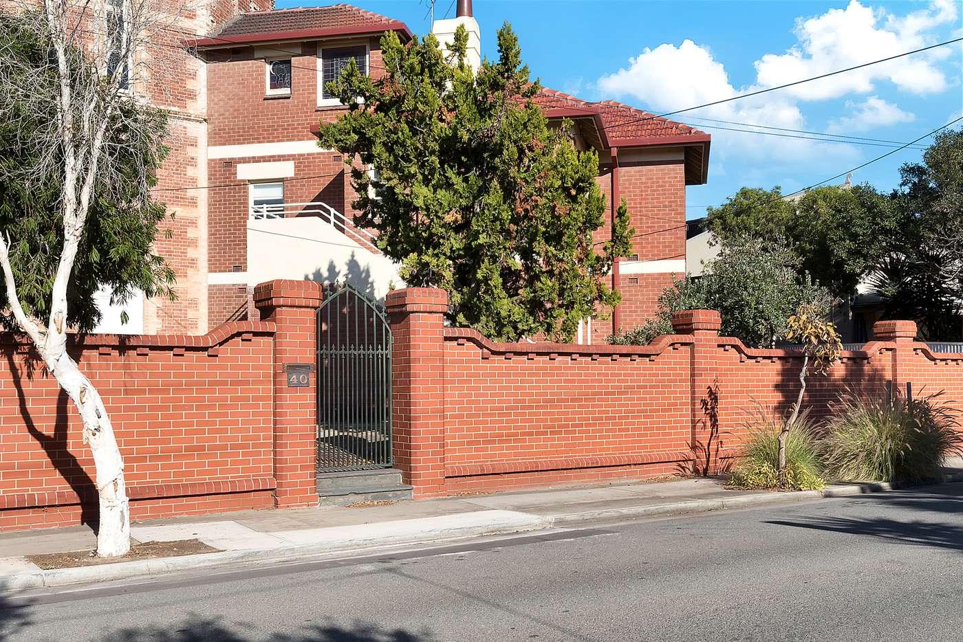 Main view of Homely unit listing, 40B Blackler Street, Semaphore SA 5019