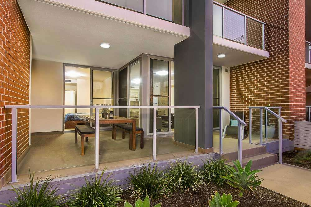 Main view of Homely apartment listing, 2102/43-45 Wilson Street, Botany, NSW 2019