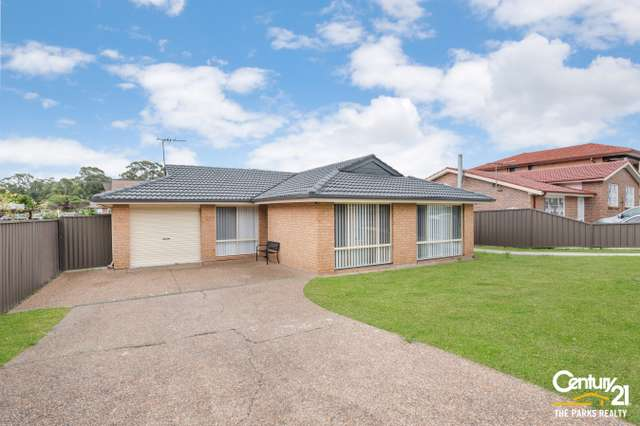 21 Greenfield Road, Greenfield Park NSW 2176