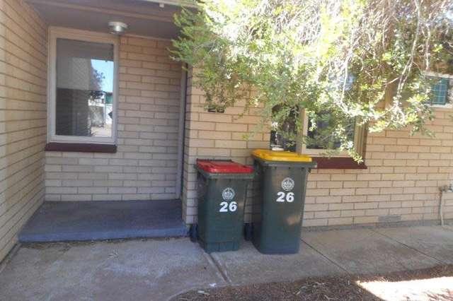Unit 26 McCarthy Street, Port Augusta West SA 5700