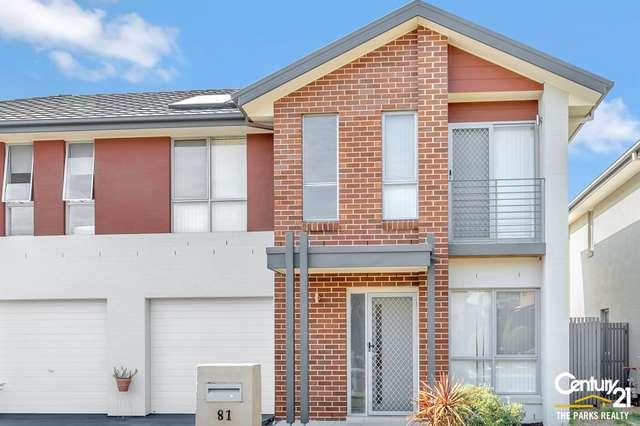 81 Hemsworth Avenue, Middleton Grange NSW 2171