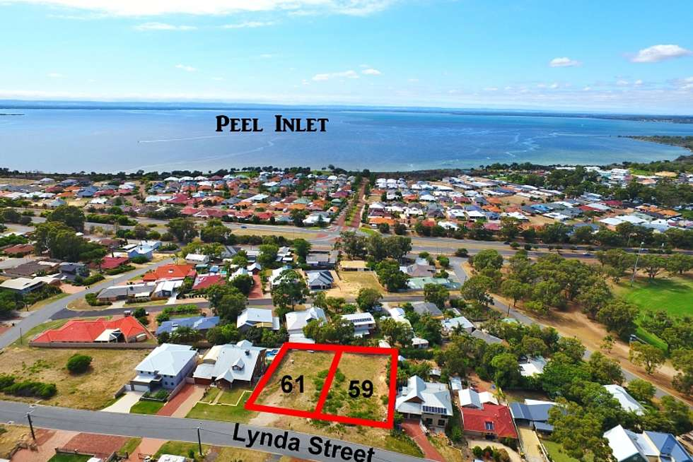 Second view of Homely residentialLand listing, 59 Lynda Street, Falcon WA 6210