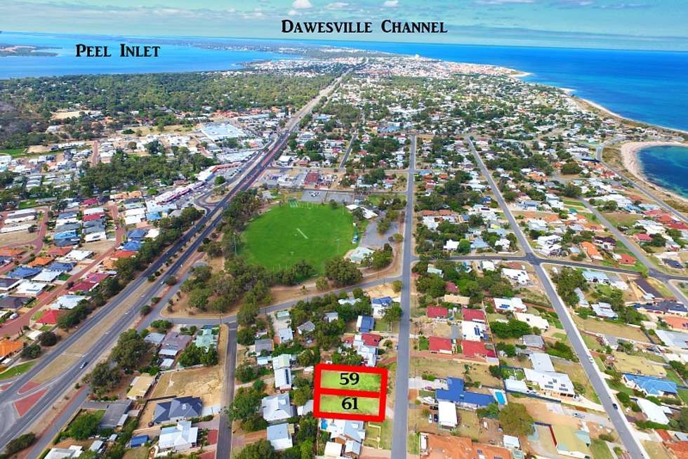 Fifth view of Homely residentialLand listing, 59 Lynda Street, Falcon WA 6210