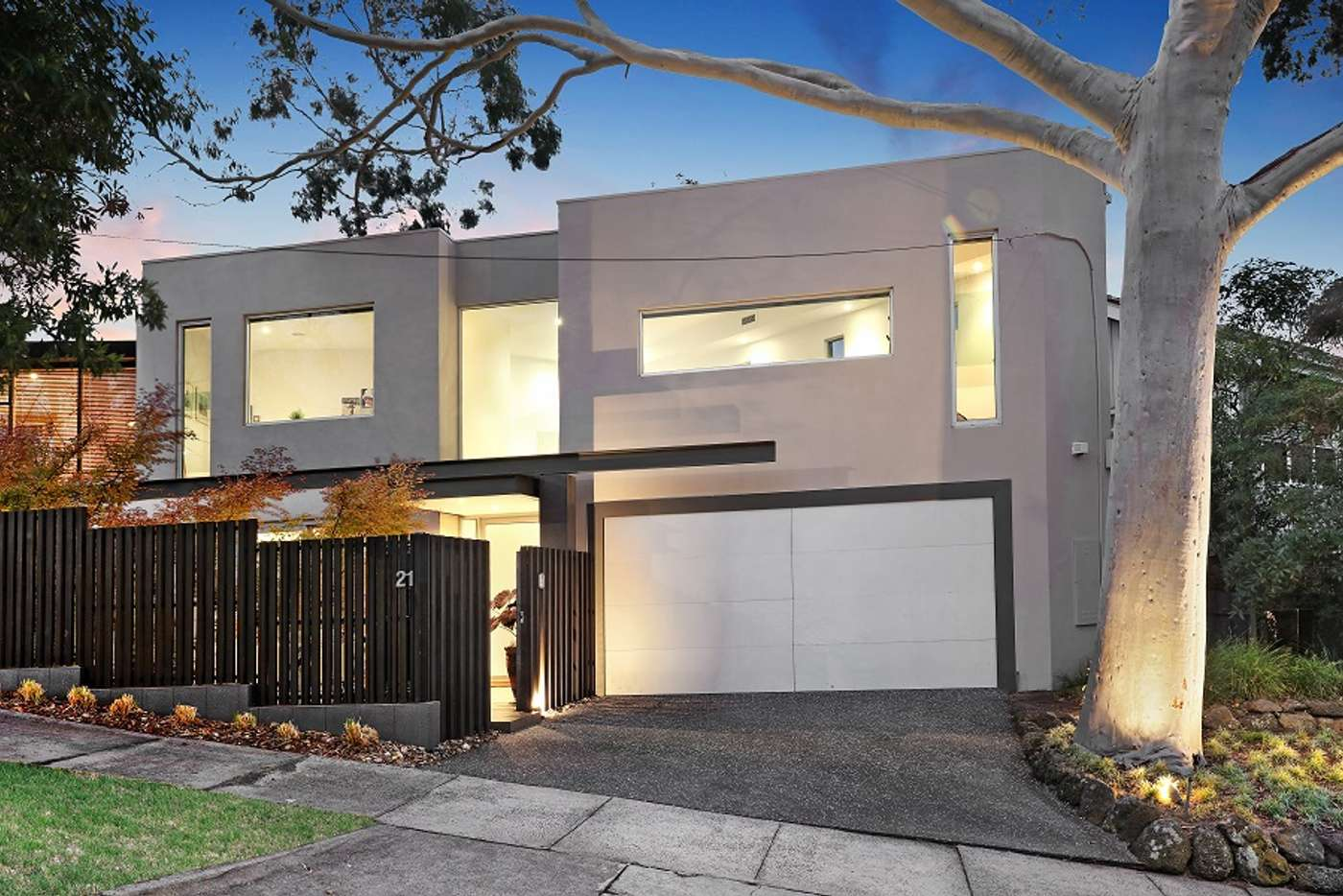 Main view of Homely house listing, 21 Coronet Grove, Beaumaris VIC 3193