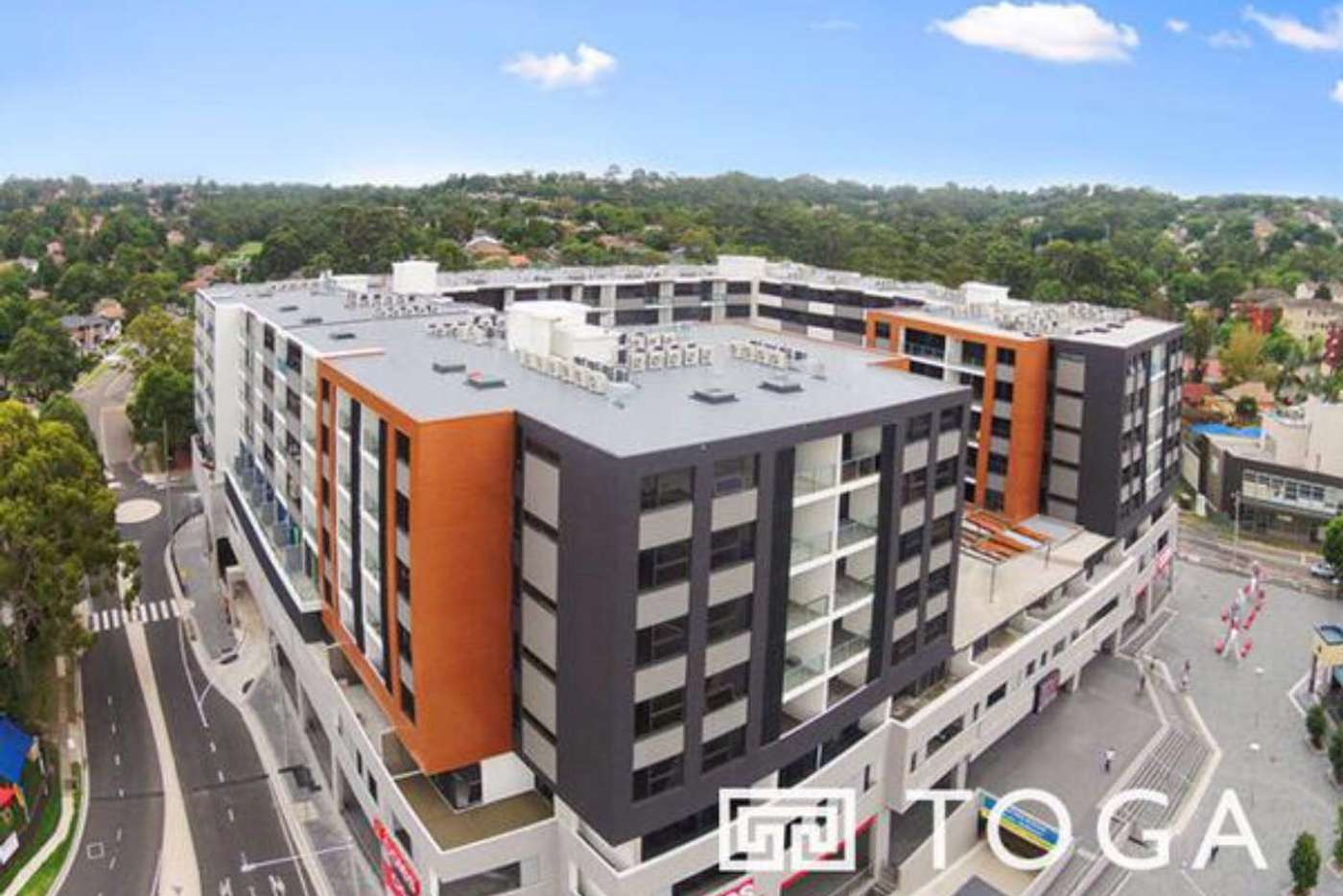 Main view of Homely apartment listing, 807/15 Chatham Rd, West Ryde NSW 2114