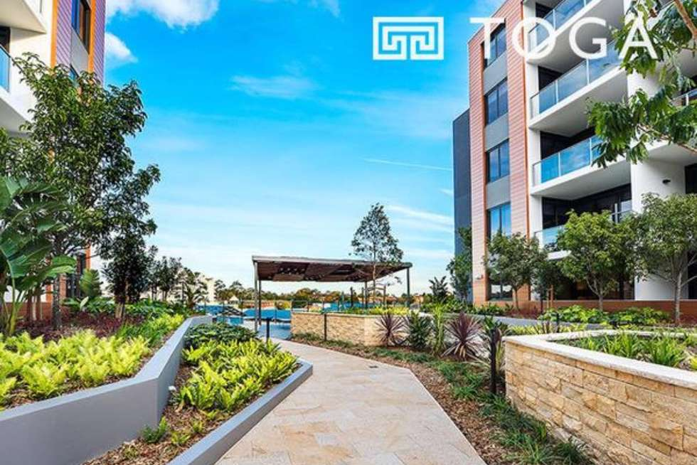 Second view of Homely apartment listing, 807/15 Chatham Rd, West Ryde NSW 2114