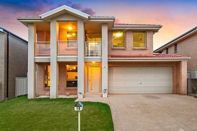 18 Rosebrook Ave, Kellyville Ridge NSW 2155